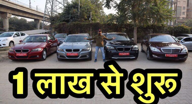 Automotive Begin From 1 Lakh | Hidden Luxurious Second Hand Automotive Market | Gurgaon | Auto Empire