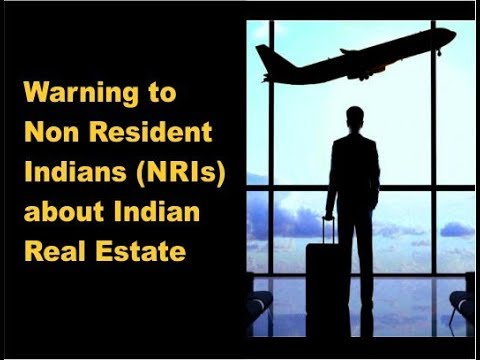 Warning: Why NRIs should keep away from shopping for properties from builders in India
