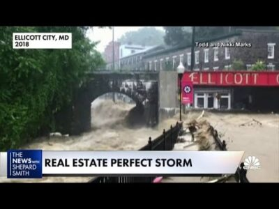 Local weather change causes 'excellent storm' for actual property properties