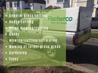 Overgrown backyard clearance gardeners Fischerco Liverpool