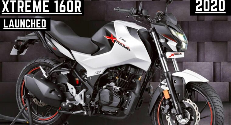 Lastly 2020 Hero Xtreme 160r Launched In India | Underneath 1 Lakhs | On Street Value And Mileage ?