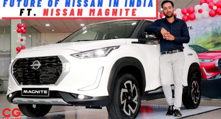 Way forward for Nissan in India ft. Nissan Magnite | eight New Vehicles, Service, Showrooms, Resale & After Gross sales🔥