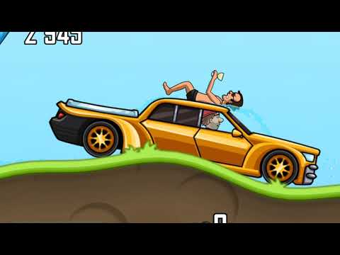 Hill Climb Racing Up to date! New Automobile LUXURY CAR GamePlay
