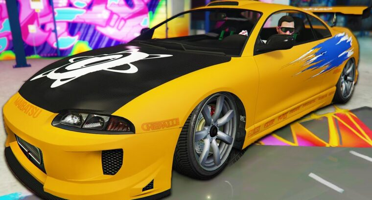 I Constructed The Latest Quick and Livid Automobile – GTA On-line Summer time Particular DLC