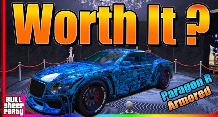 IS IT WORTH IT ? The New Paragon R Podium Automotive Free Fortunate Wheel GTA 5 On-line Evaluate & Customization