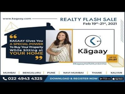 India's First Gamified On-line Actual Property Property Sale by  Kagaay