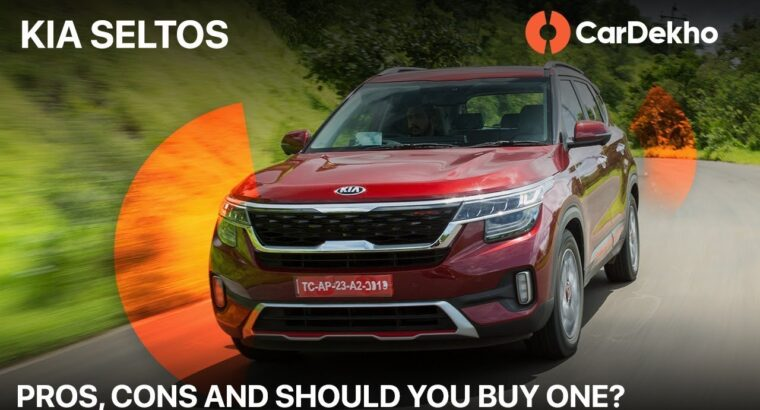 Kia Seltos Professionals, Cons & Ought to You Purchase One?   Value In India, Options & Extra   CarDekho.com