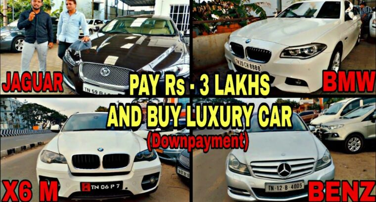 LUXURY CARS FOR SALE AT CHEAP PRICES | USED LUXURY CARS IN INDIA