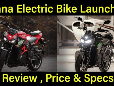 Prana Electrical Bike : Launched In India , All Specs & Worth    2021   