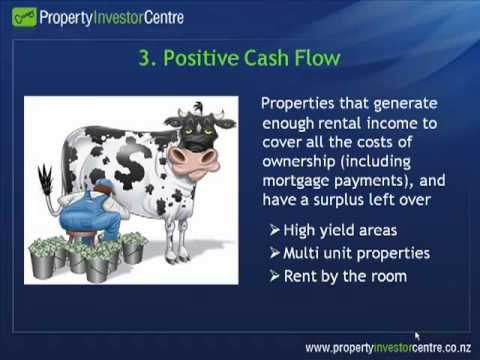 Property Funding in New Zealand – Constructive Money circulation & Discounted Property