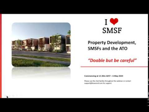 SMSFs, Property Growth and the ATO