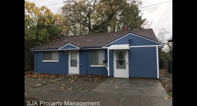 Seattle Houses for Lease 2BR/1BA by SJA Property Administration