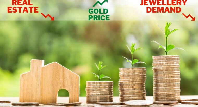 Promote GOLD Purchase PROPERTY? India August 2020 | IndianBullionaire