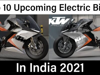 High 10 Upcoming Electrical Bikes In India    2021-22   