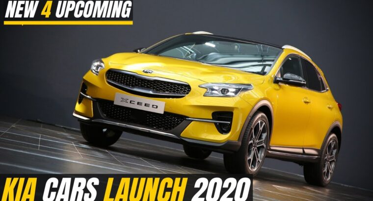 Prime four New Upcoming Kia Subsequent Vehicles Launching in india 2020 With Specs – Value – Launch Date – Particulars💥