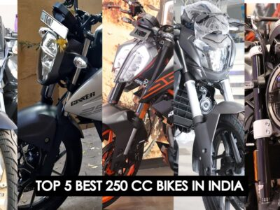 High 5 Finest 250CC BS6 Bikes In India 2020   Beneath 1.9 Lakhs To 2.four Lakhs   Finest 250CC   My opinion