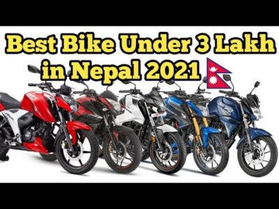 High 5 Greatest Bikes in Nepal below three Lakhs | Greatest Bikes Below three Lakhs in Nepal | Mid-Vary Bikes