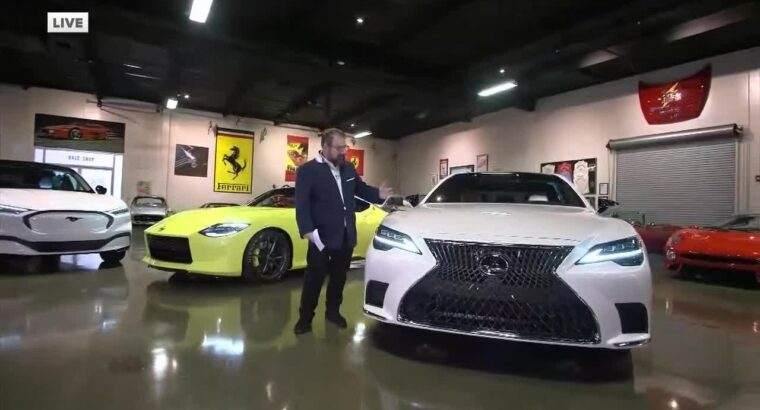 Unveiling all the brand new automobiles for 2021
