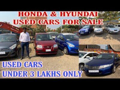 Used Vehicles For Sale Beneath three Lakhs | Honda Used Vehicles & Hyundai Used Vehicles | Used Automotive Dealership | FCB