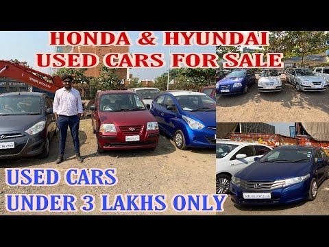 Used Vehicles For Sale Beneath three Lakhs   Honda Used Vehicles & Hyundai Used Vehicles   Used Automotive Dealership   FCB