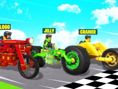 We BUILT & RACED BIKES In TRAILMAKERS! (Greatest One Wins)