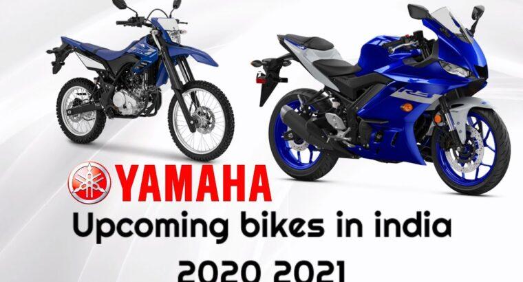 Yamaha Upcoming bikes in india 2020 2021 || Value || Options