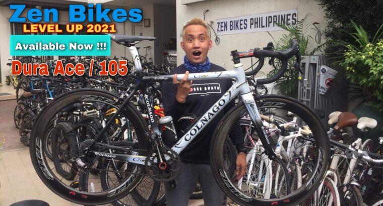 Zen Bikes Philippines might Colnago na | Groupset Dura Ace at Shimano 105 ngayong 2021 | Don Ruaya