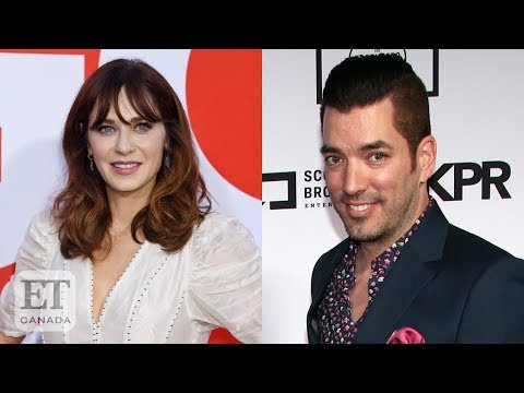 Zooey Deschanel Relationship 'Property Brothers' Star Jonathan Scott