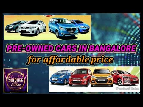 used Vehicles in Bangalore below 2 to three lakhs kannada Innova Bolero Indicavista Grandi10 Verna