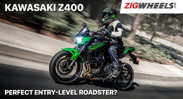 🏍️ Bikes We'd Like To See In India – Kawasaki Z400 | Worth, Options, Engine & Extra | ZigWheels