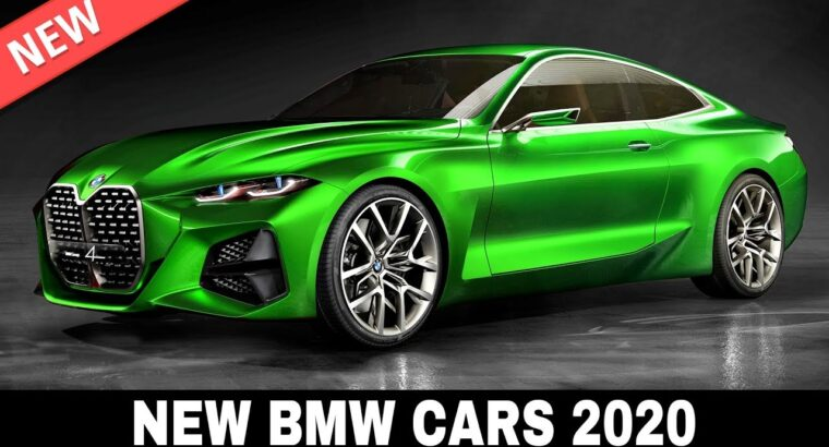 10 New BMW Vehicles with the Sportiest and Riskiest Designs within the Model's Historical past