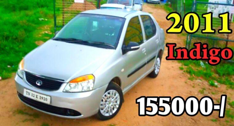 2011 Indigo CS on the market   Tamil24automobiles   Bismilla automobiles