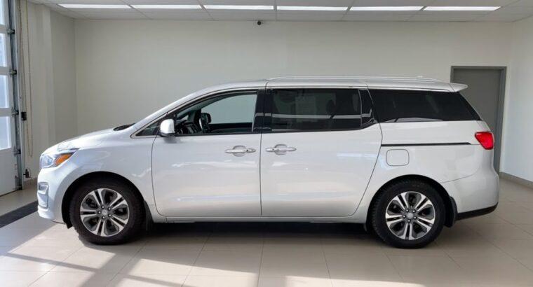 2020 Kia Sedona – Used Vehicles – For Sale – Brantford Kia 519-304-6542 Inventory No.P2833