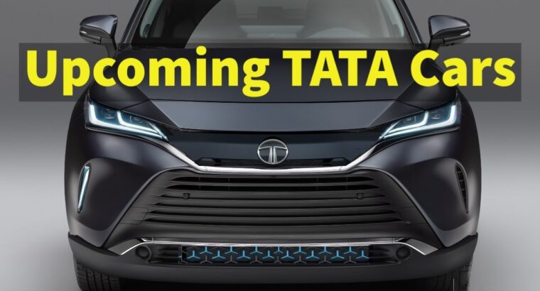 2020 TATA Upcoming New Automobiles in India With Launch Date Value Detailed Specs