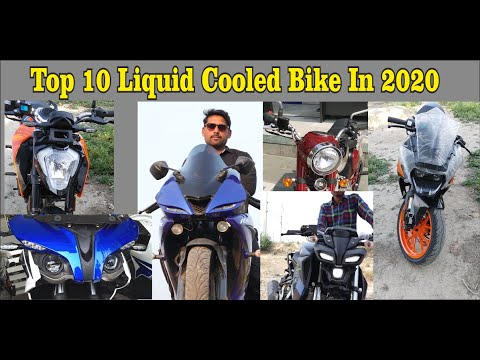 2020 High 10 Liquid Cooled Engine Bike In Low Worth Out there In India
