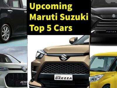 2021 Maruti Suzuki Upcoming 5 New Vehicles With Launch Detailed Specs