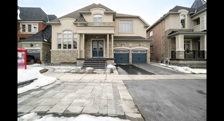 four Bering Highway, Brampton Residence for Sale – Actual Property Properties for Sale