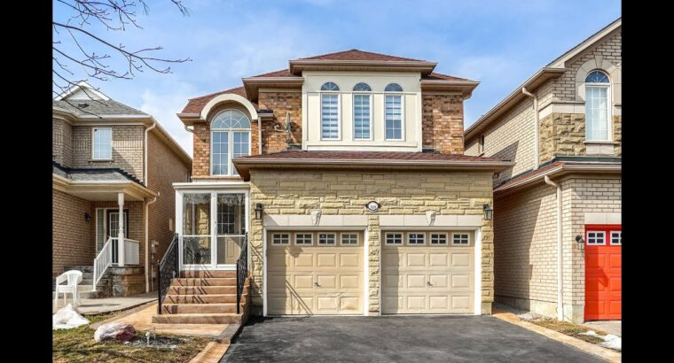 709 Salinger Courtroom, Mississauga House for Sale – Actual Property Properties for Sale