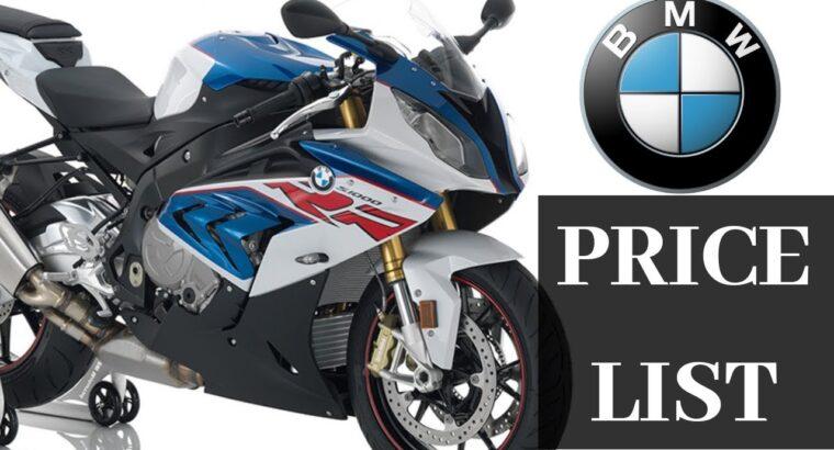 BMW Bikes Value Checklist | Ex Showroom Value| Indian Auto Expo | IAE