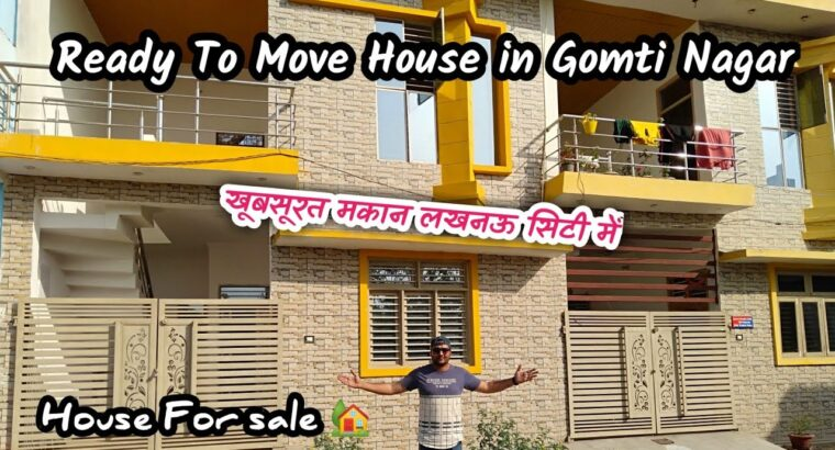 Stunning Home in lucknow    Home On the market   property in Lucknow    Lko masti 🏡