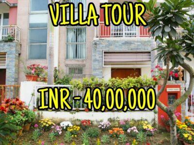 Stunning Small Villa Tour   Villa for Sale   Kolkata Actual Property