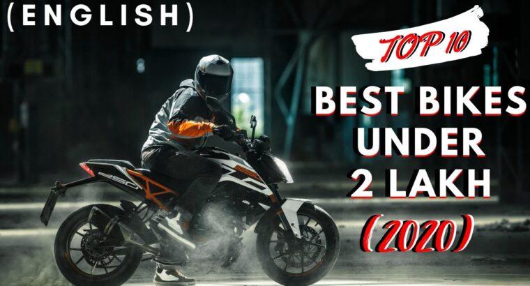 Finest Bike below 2 Lakh in India   Prime 10 Bikes in 2020   Bikes in India Beneath 2 Lakh   #MrTirupur
