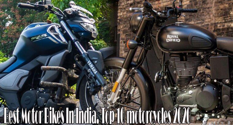 Finest Bikes In India, High 10 bikes 2020-21