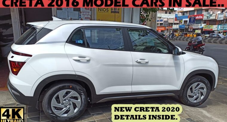 CRETA COLLECTIONS | USED PREMIUM SUV CARS FOR SALE IN CHENNAI | Second Hand Automobiles Sale In Tamil Nadu