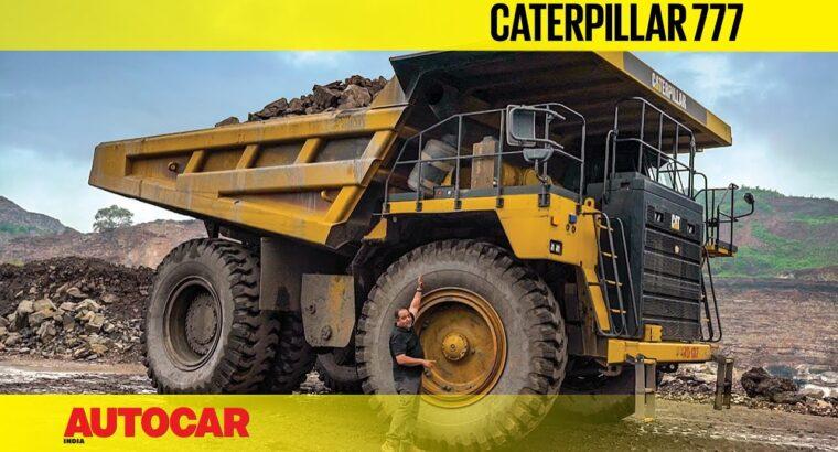 Caterpillar 777 Mining Truck – Like Driving A Three-Storey Constructing | Evaluation | Autocar India