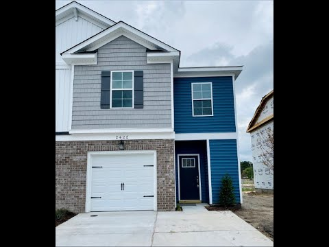 Chesapeake Townhomes for Lease 3BR/2.5BA by Chesapeake Property Administration