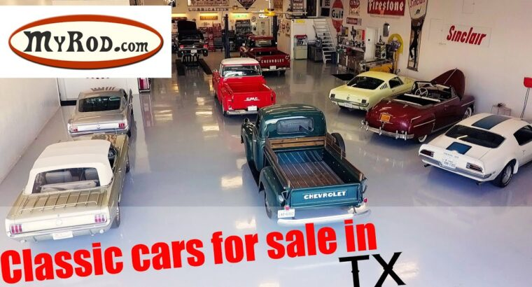 Traditional Automobiles on the market