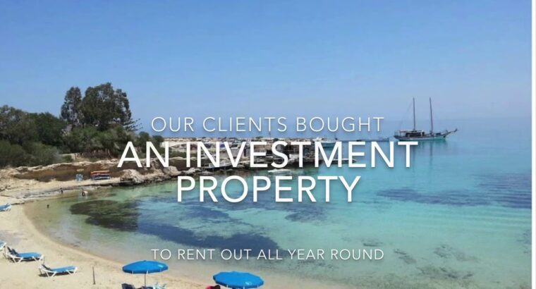 Cyprus Funding Property for Rental.