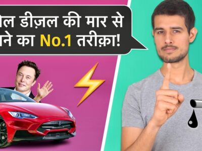 Electrical Automobiles in India   Can you purchase a Tesla?   Evaluation byDhruv Rathee
