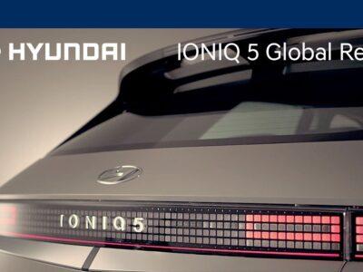 IONIQ 5 World Reveal | Hyundai
